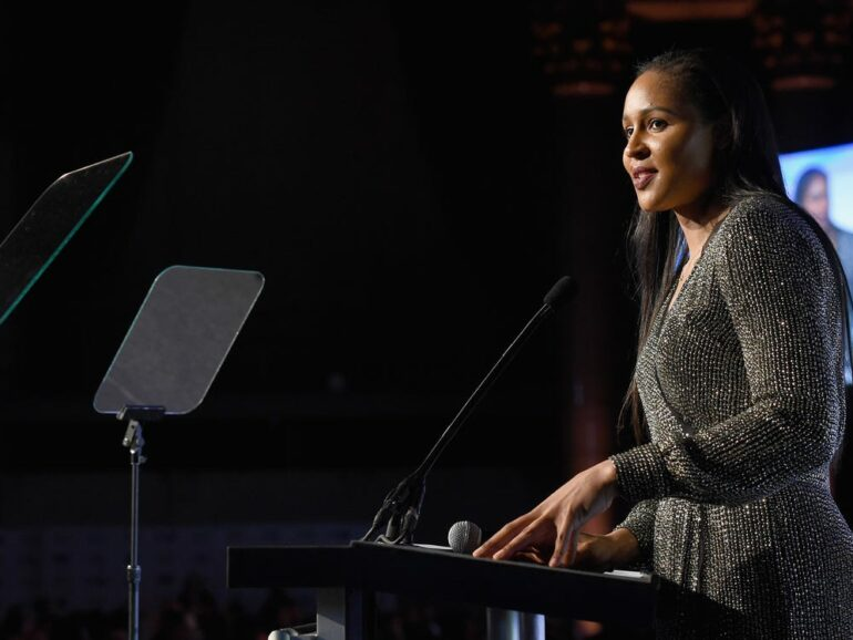 Op-ed: WNBA star Maya Moore pushing for change to criminal justice system