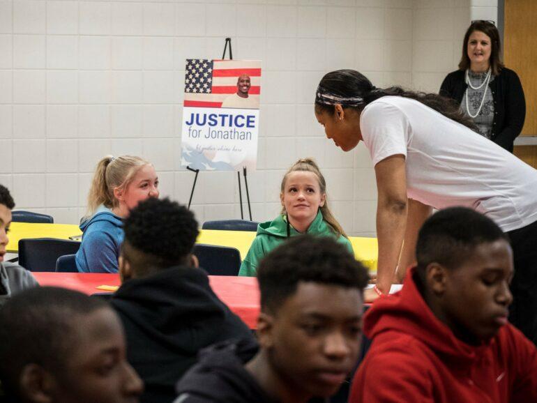 ESPN doc 'Breakaway' on Maya Moore's criminal justice advocacy will debut in July